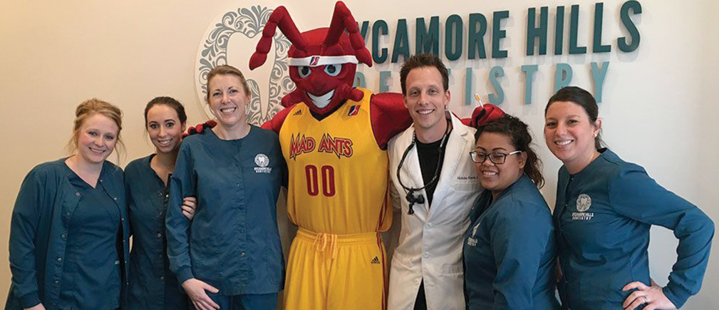 Sycamore Hills Dentistry team