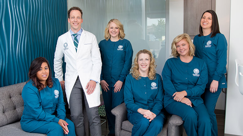 Sycamore Hills Dentistry team